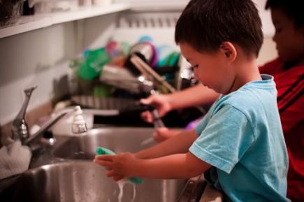 Tarefas e responsabilidade na infância