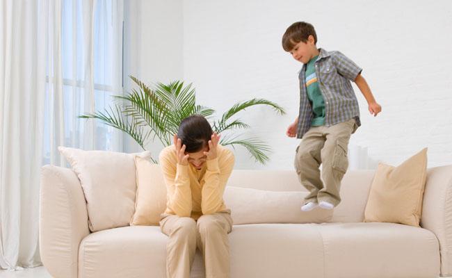 Como colocar limite nas crianças